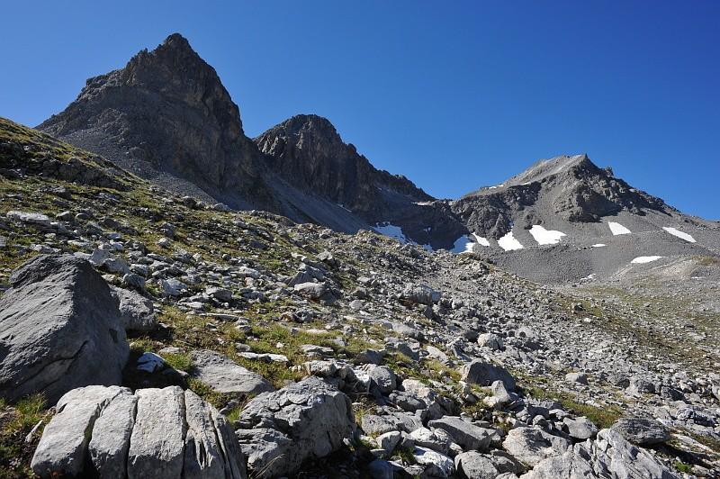 Col de la Grassaz, Pointe de la Vallaisonnay Aigaim10