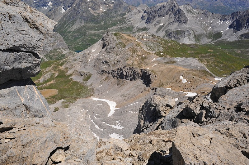 Col de la Grassaz, Pointe de la Vallaisonnay Bacque10