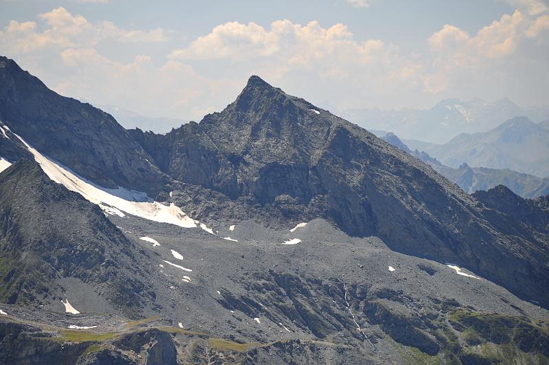 Col de la Grassaz, Pointe de la Vallaisonnay Beccam10