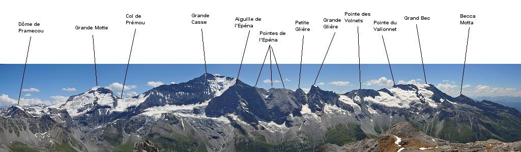 Col de la Grassaz, Pointe de la Vallaisonnay Cassem10