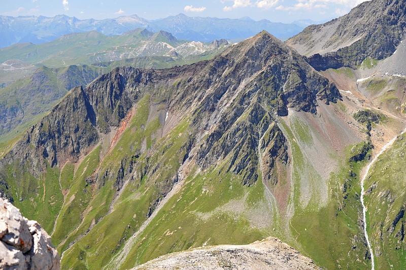 Col de la Grassaz, Pointe de la Vallaisonnay Charde10