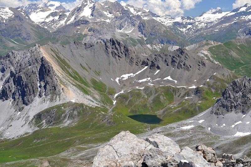 Col de la Grassaz, Pointe de la Vallaisonnay Chardo10