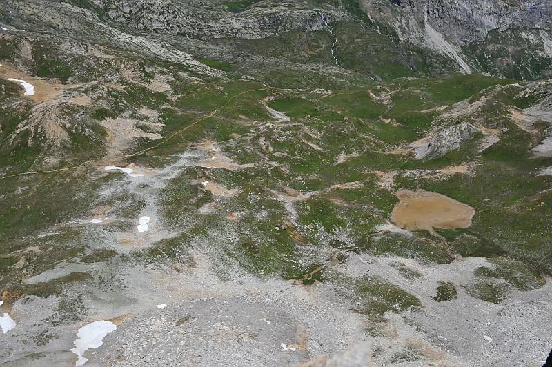 Col de la Grassaz, Pointe de la Vallaisonnay Contre10