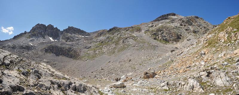 Col de la Grassaz, Pointe de la Vallaisonnay Descen11