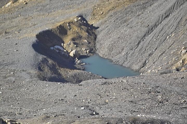 Les lacs de la Leisse et l'arête du Génépy Laquet10