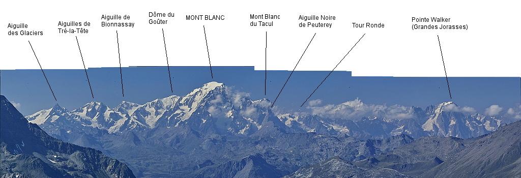 Les lacs de la Leisse et l'arête du Génépy Montbl10