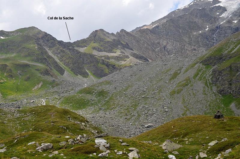 Escapade au Glacier Plan Montee11