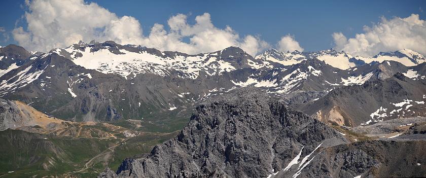 Col de la Grassaz, Pointe de la Vallaisonnay Pisail12