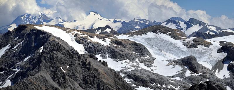 Col de la Grassaz, Pointe de la Vallaisonnay Pramau10