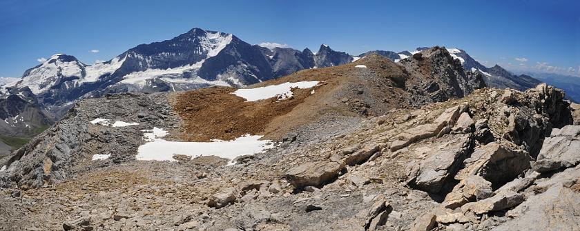 Col de la Grassaz, Pointe de la Vallaisonnay Sommit10