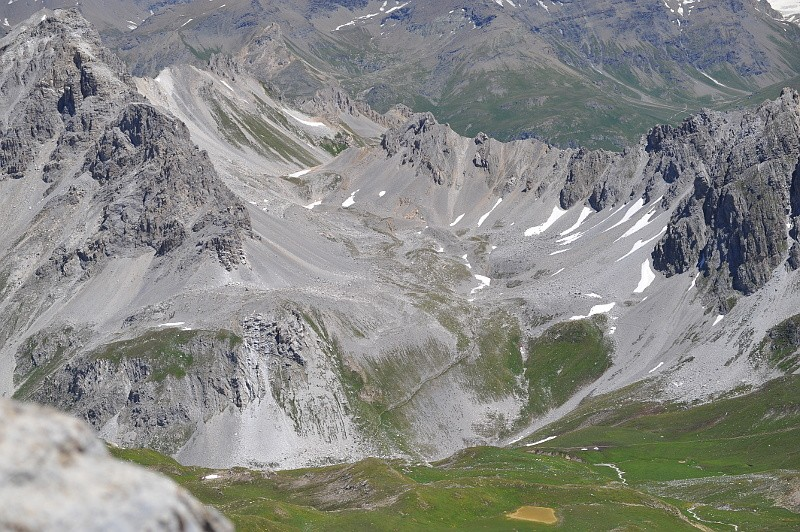 Col de la Grassaz, Pointe de la Vallaisonnay Tourne10