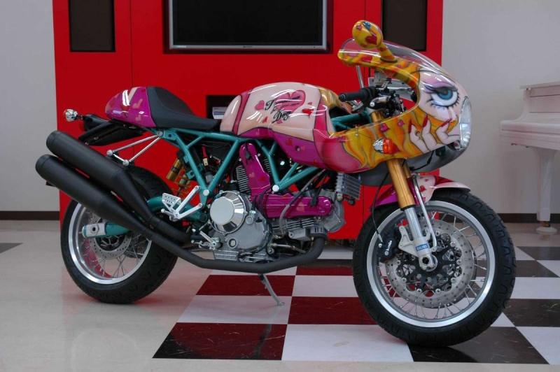 LAPAUL SMART DE MADO LA NICOISE Ducati10