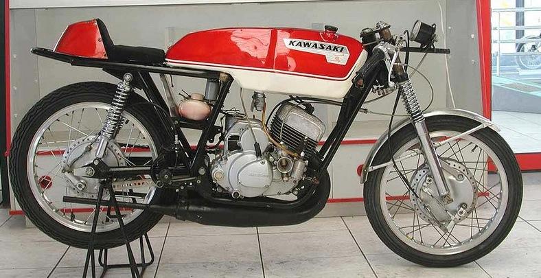 MERVEILLE : Kawasaki A1R 250ccm, 1969 Pictu143
