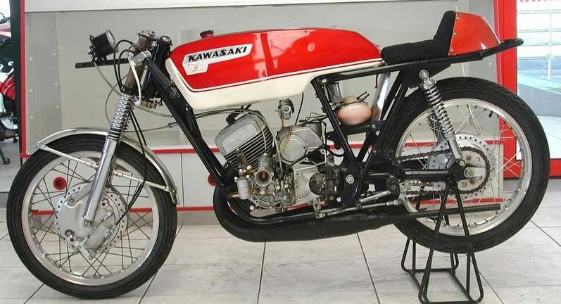 MERVEILLE : Kawasaki A1R 250ccm, 1969 Pictu144