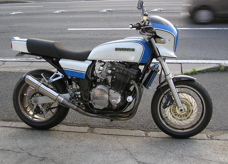 SUZUKI GS 750, 1977 Pictu195