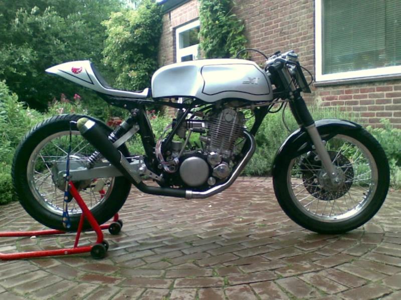 XT 500 Racer ! Yamaha10