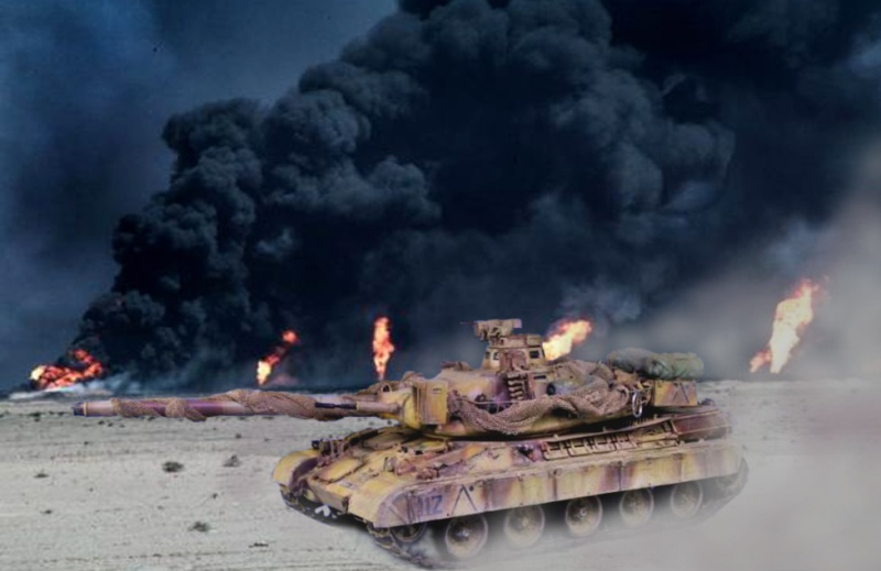 Opération Daguet 1991 [AMX-30, Heller - 1/35] - Page 3 Amx-3010