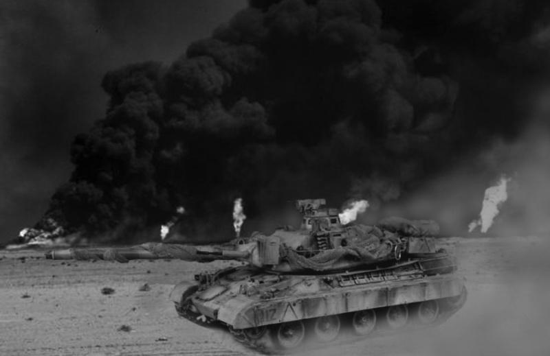 Opération Daguet 1991 [AMX-30, Heller - 1/35] - Page 3 Amx-3012