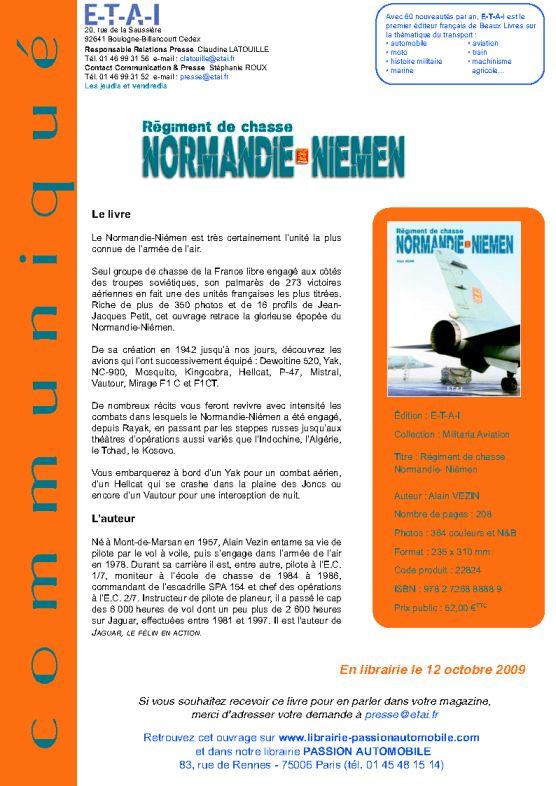 Normandie-Niemen par Alain Vezin Mongiv11