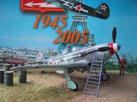 le Yak-9 de Robert Iribarne Yak3_n11