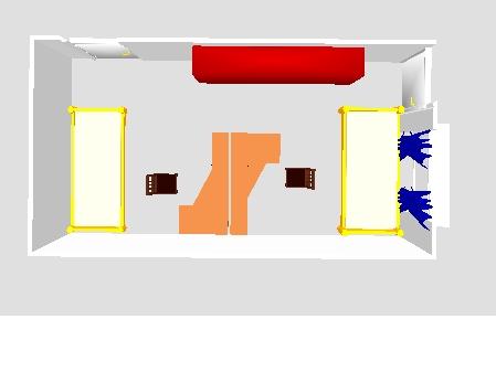 Aidez moi a sépaer la chambre de mes enfants Chambr11