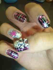 Nail Art T0220012