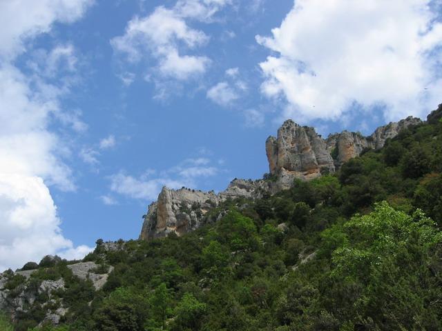 W.E du 8 Mai en Sierra de guara 100_4922
