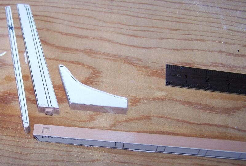 Le bateau de Lanvéoc 1/36 - modélisme d'arsenal,  Photo_19