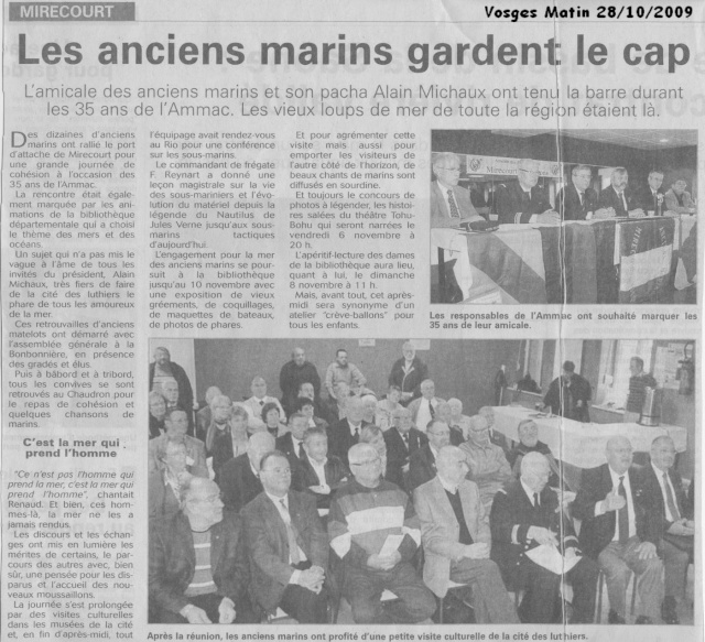 [ Associations anciens Marins ] AMMAC MIRECOURT (88) ET ENVIRONS - Page 13 Articl10