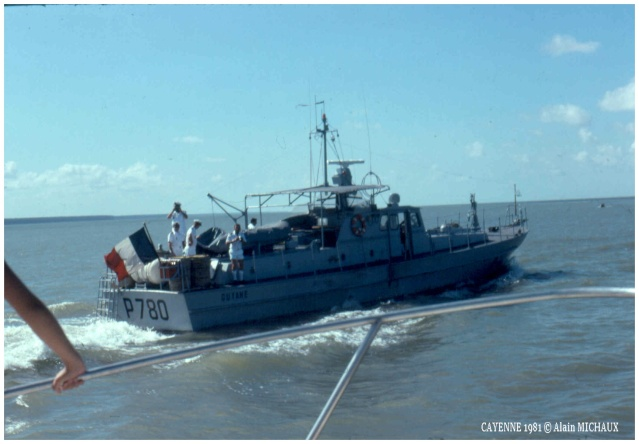 TRIDENT - P670 Cayenn16