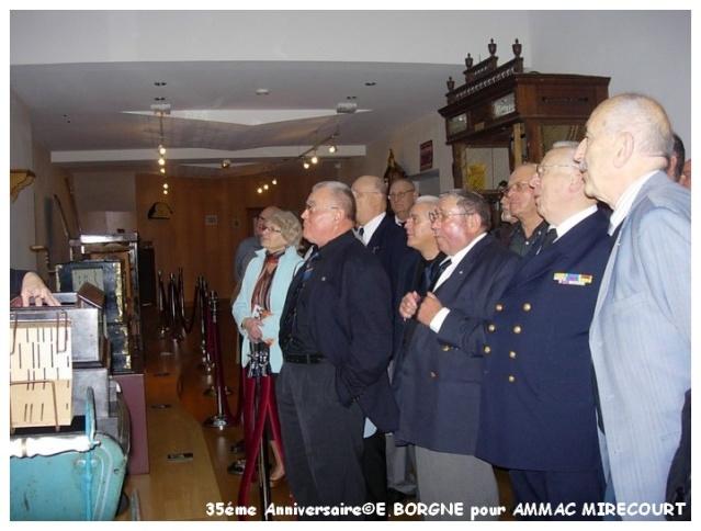 [ Associations anciens Marins ] AMMAC MIRECOURT (88) ET ENVIRONS - Page 13 Inaugu26