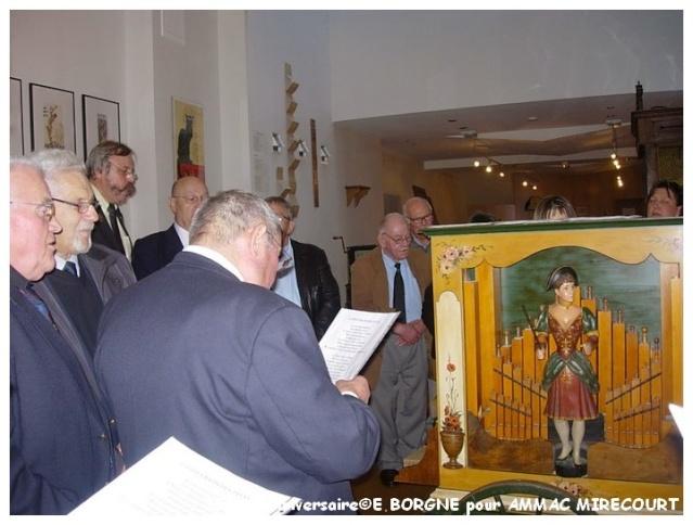 [ Associations anciens Marins ] AMMAC MIRECOURT (88) ET ENVIRONS - Page 13 Inaugu27