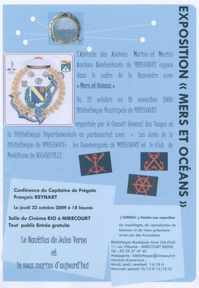 [ Associations anciens Marins ] AMMAC MIRECOURT (88) ET ENVIRONS - Page 11 Invita10