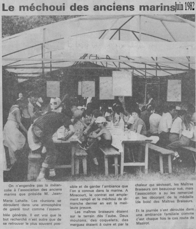 [ Associations anciens Marins ] AMMAC MIRECOURT (88) ET ENVIRONS - Page 6 Machou10