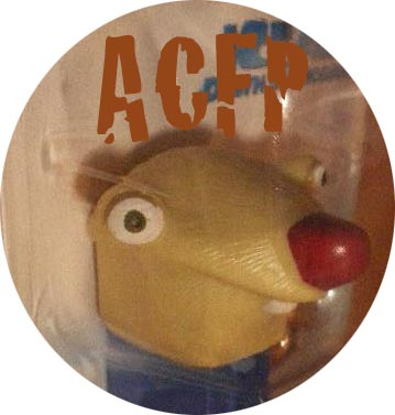 La liste des variations Pez mise à jour par les membres de l'ACFP Sid20012