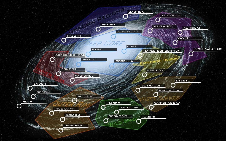 Galactic Map Galact12