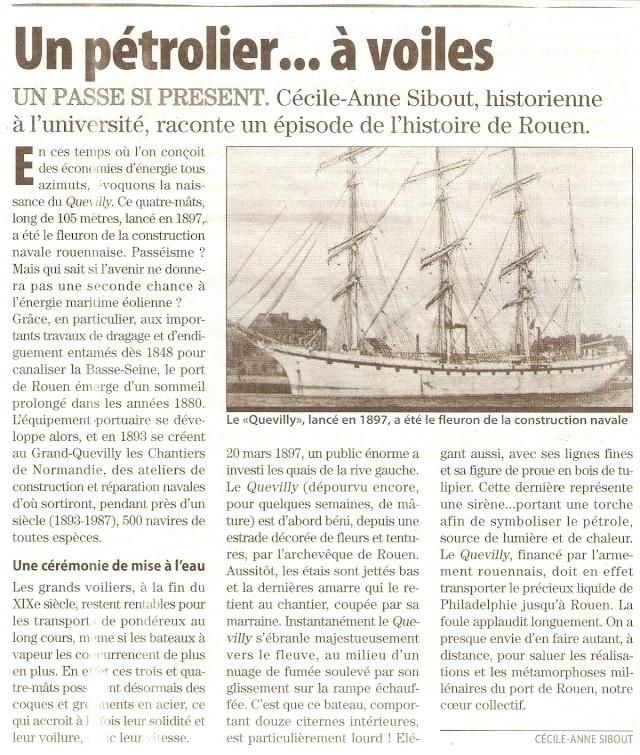 [Activité hors-Marine des ports] LE PORT DE ROUEN - Page 2 Numari23