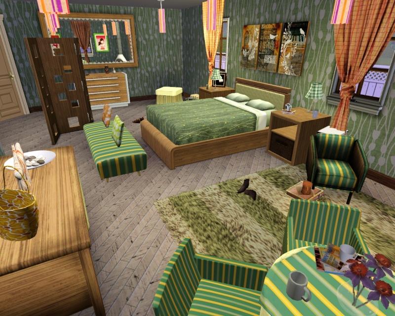 Rusty House 2110