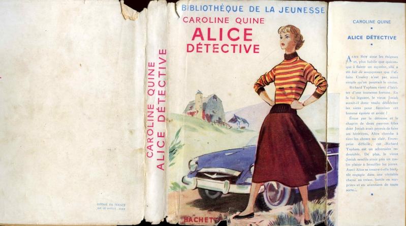 1. Alice détective (1930/1955) Alice_10