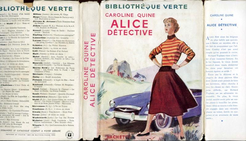 1. Alice détective (1930/1955) Alice_11