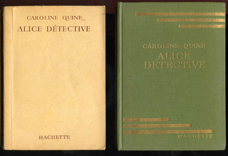 1. Alice détective (1930/1955) Alice_12