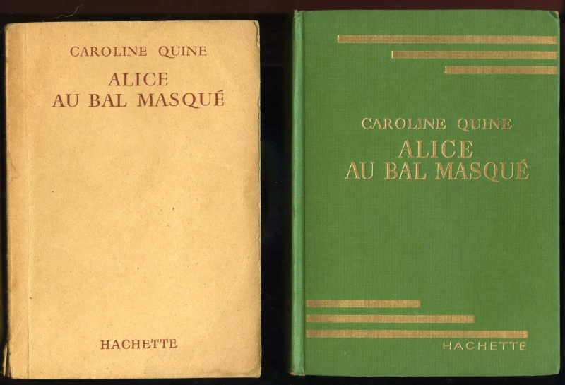 2. Alice au bal masqué (1953/1955) Alice_14