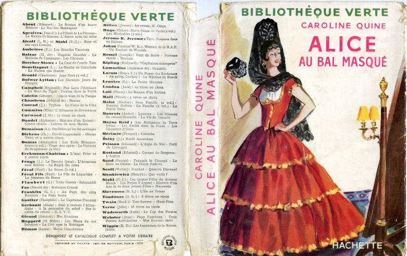 2. Alice au bal masqué (1953/1955) Alice_15