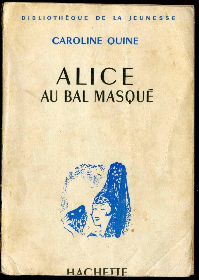 2. Alice au bal masqué (1953/1955) Alice_16
