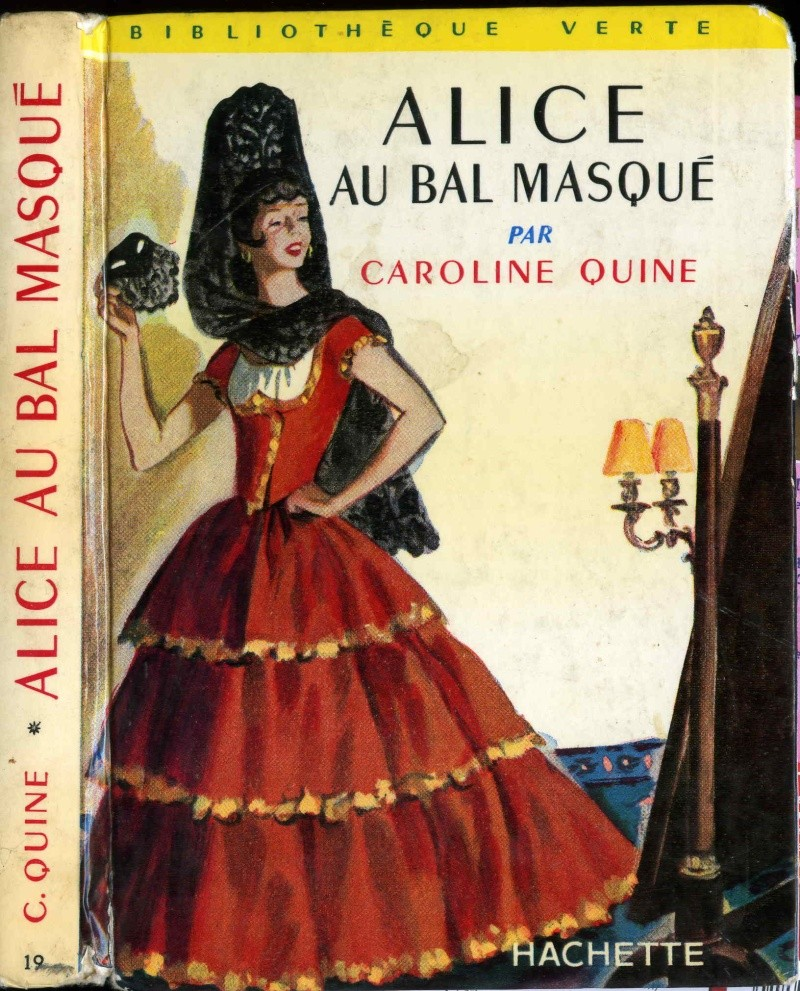 2. Alice au bal masqué (1953/1955) Alice_17