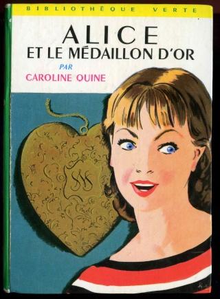 9. Alice et le médaillon d'or (1943/1960) Alice_41
