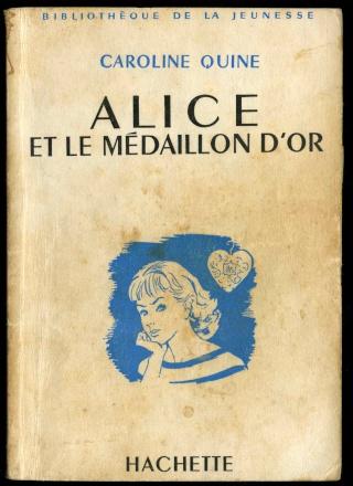 9. Alice et le médaillon d'or (1943/1960) Alice_43