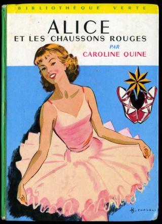 10. Alice et les chaussons rouges (1954/1961) Alice_44