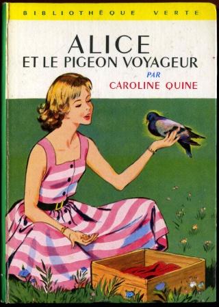 11. Alice et le pigeon voyageur (1933/1961) Alice_45