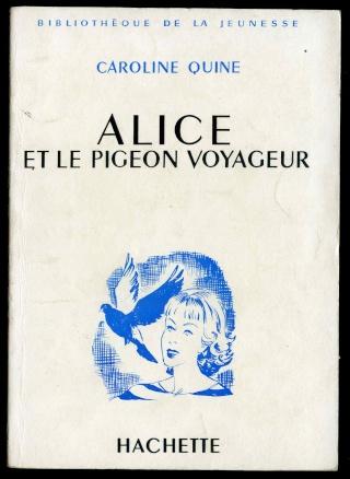 11. Alice et le pigeon voyageur (1933/1961) Alice_46